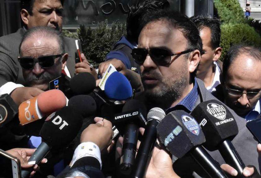 Clubes piden audiencia con la presidenta del Estado