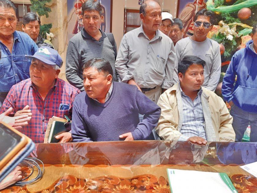 Rechazan designación de Juan Carlos Zuleta en YLB