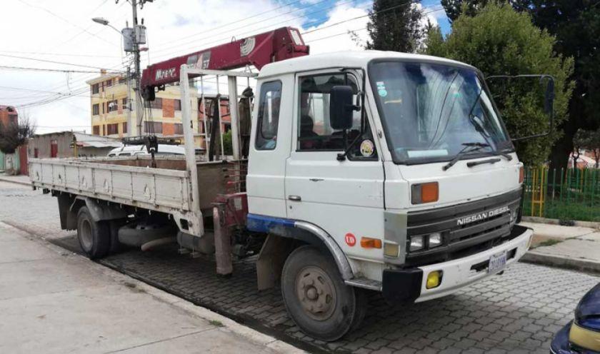 Senkata: cae conductor de la grúa que derribó una pasarela