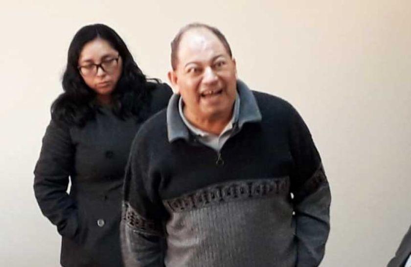 """Romero ante un juez: """"Quien nada ha hecho se queda a dar la cara"""""""