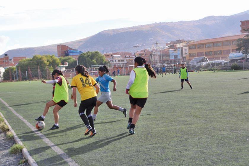Potosí jugará con equipos de La Paz, Oruro y El Alto