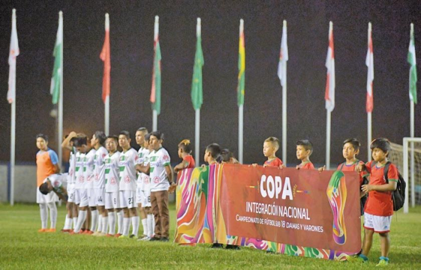 """Entró al ruedo la """"Copa Integración Nacional"""""""