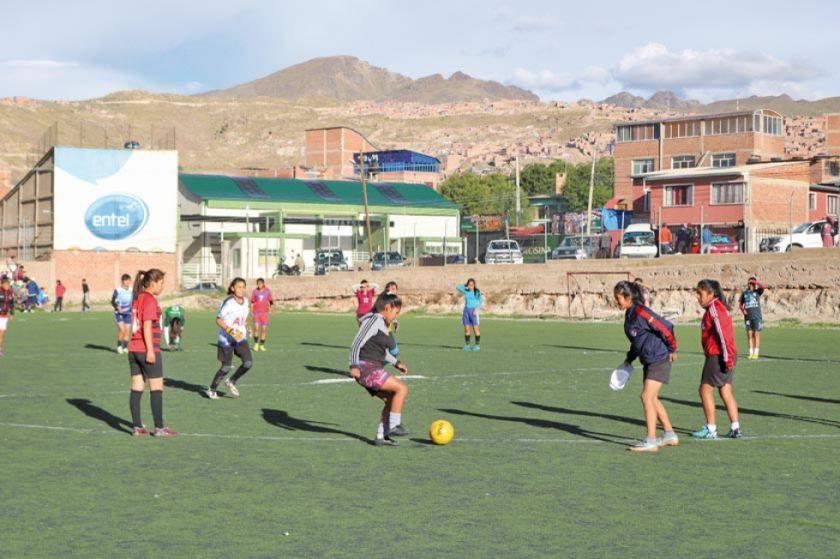 Selección potosina quiere ser protagonista en la Copa