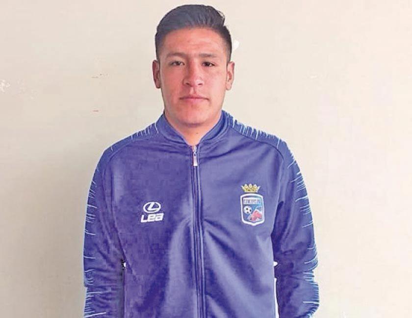 El potosino Ruiz busca quedarse en el combinado nacional de fútbol de salón