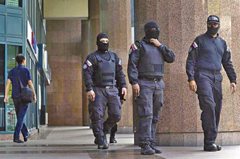 Venezuela: Inteligencia allana oficinas de Guaidó