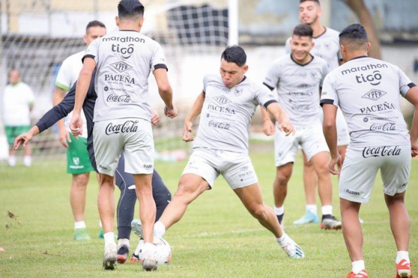 La selección boliviana debuta en el Preolímpico ante Paraguay