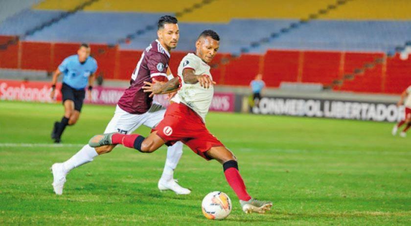 Carabobo empata 1-1 con Universitario