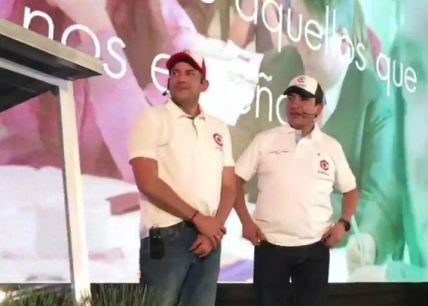 Camacho y Pumari cosechan muestras de rechazo y apoyo