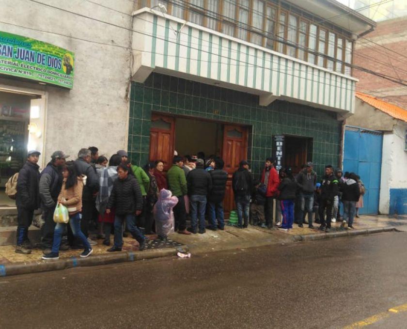 Prevén un crecimiento del 2 % del padrón electoral de Potosí