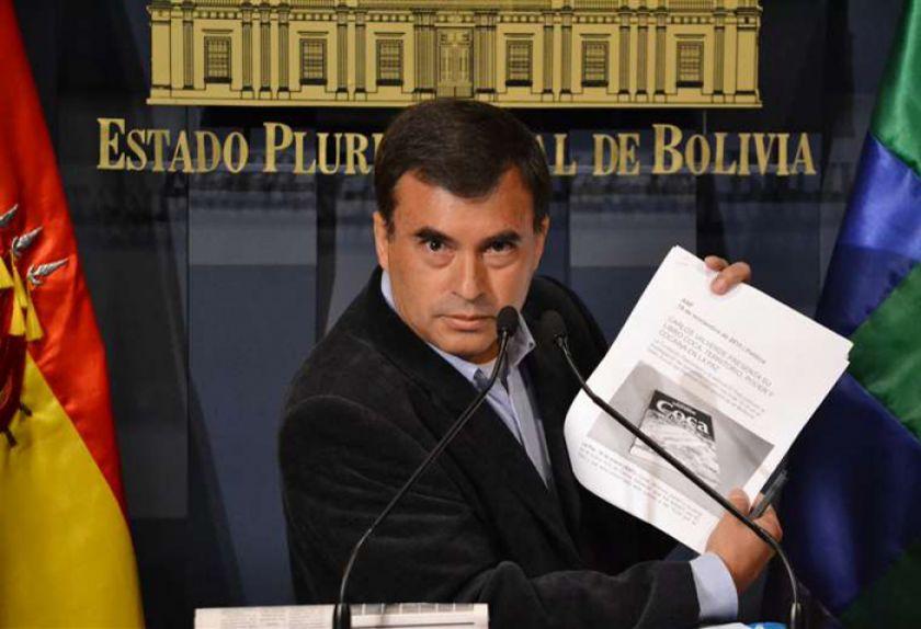 Gobierno: Chonchocoro espera a Quintana por procesos en su contra