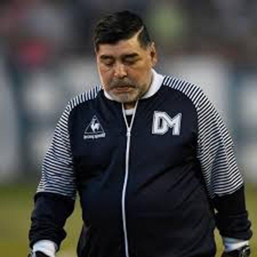 Maradona lamenta el fallecimiento de Kobe Bryant