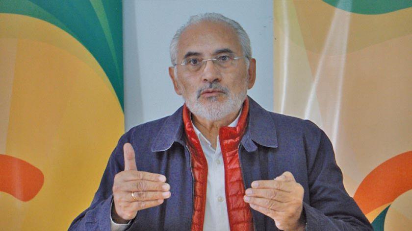 Expresidente Carlos Mesa reflexiona sobre la tesis del golpe de Estado