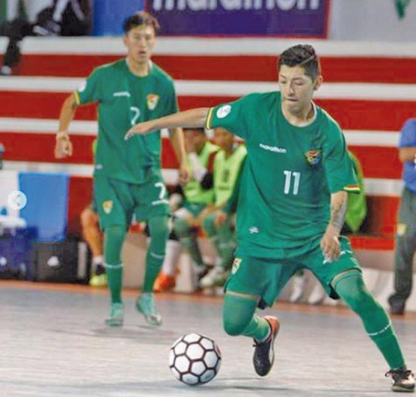 La selección de futsal abrirá ante Uruguay