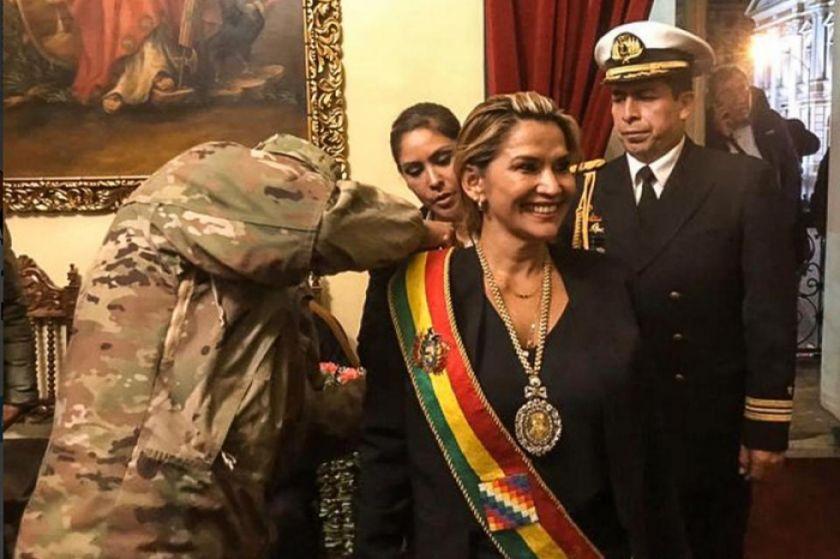 MAS buscará que Eva Copa sea la mandataria, si Añez es candidata