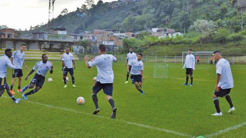 Colombia y Chile se juegan su pase para la fase final del Preolímpico