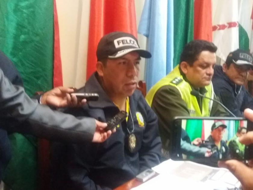 """Policía aprehende a """"El Terror"""" de Villazón"""