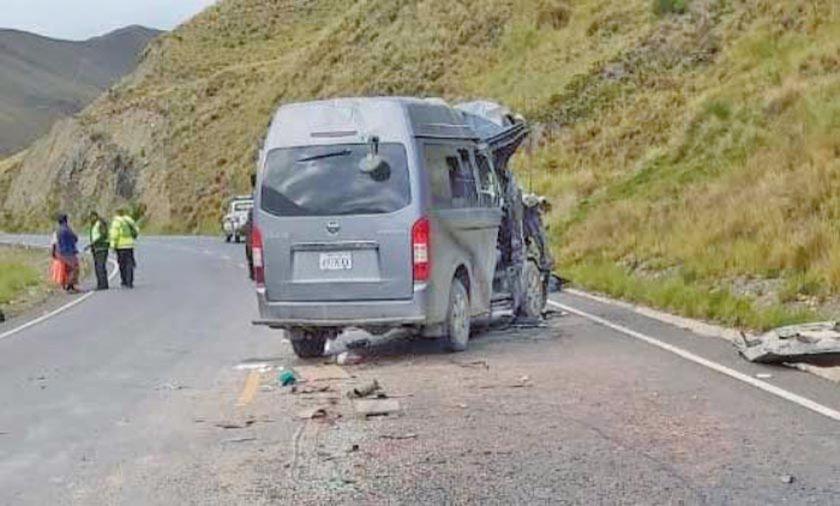 Una mujer fallece en la ruta La Paz a Yungas