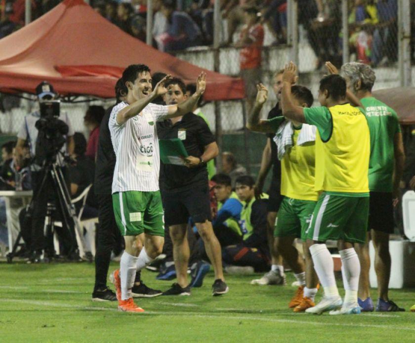 Oriente va por la hazaña a Brasil