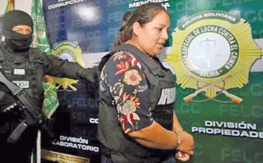 Acusada de homicidio es candidata por el MAS