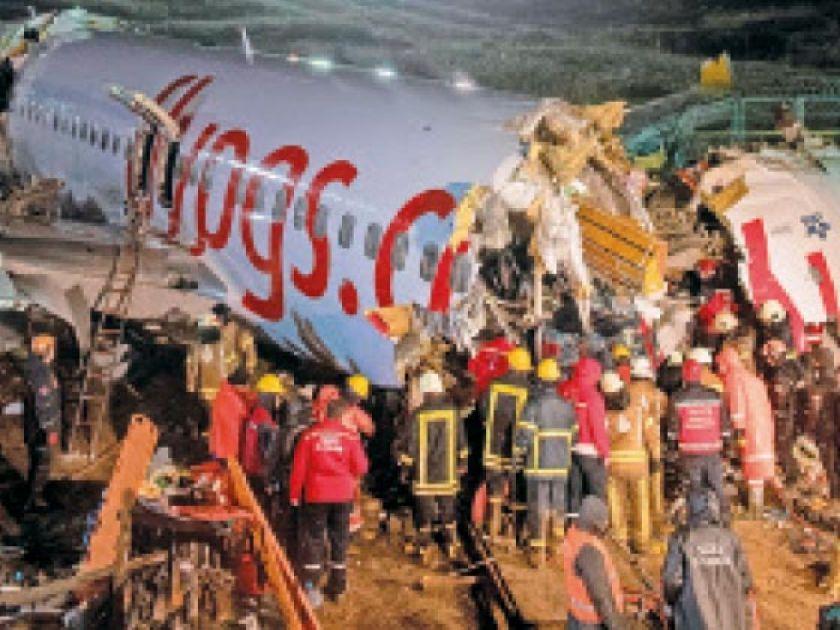 Un accidente  aéreo en Turquía deja un muerto