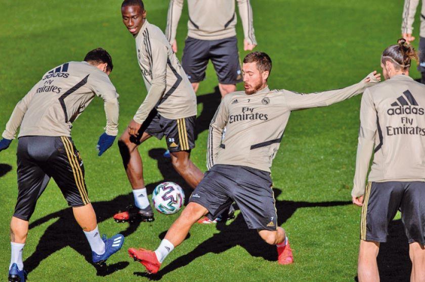 Real Madrid y Sociedad miden fuerzas