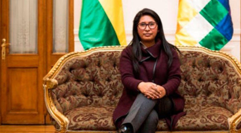 Eva Copa promulgará 17 leyes devueltas por el Gobierno de Áñez
