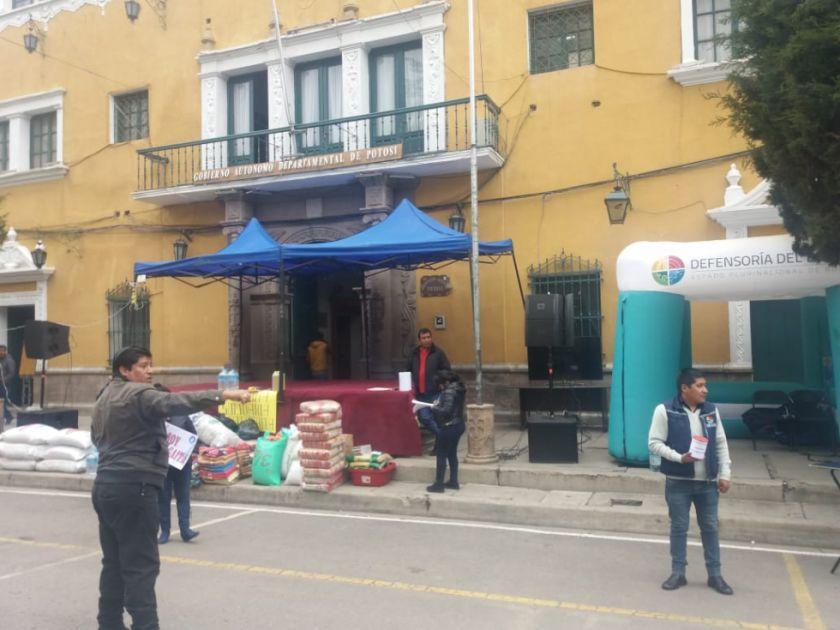 Inicia campaña de solidaridad para Cotagaita