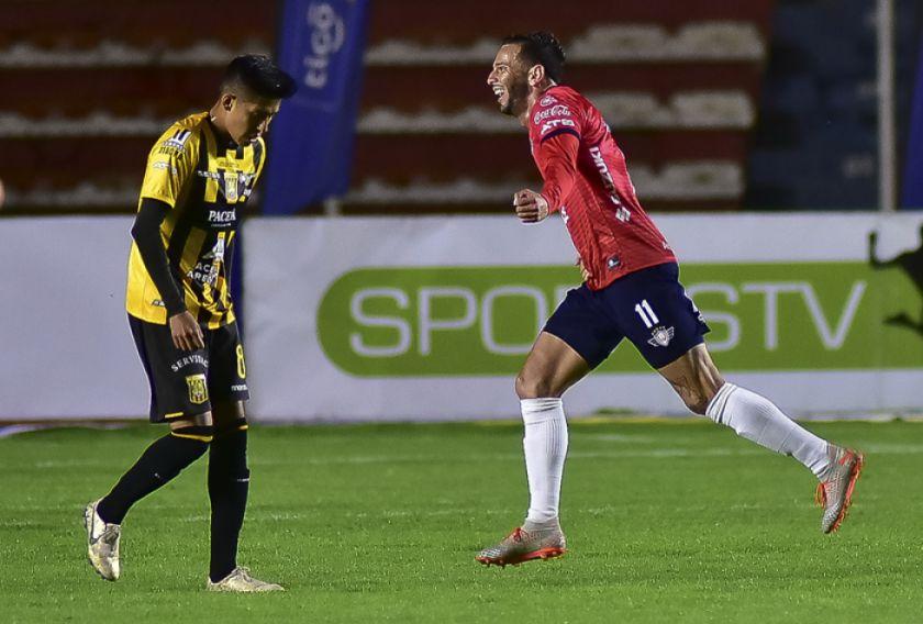 Wilstermann se comió al Tigre