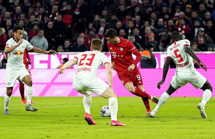 Bayern y Leipzig empatan y dejan la Bundesliga abierta