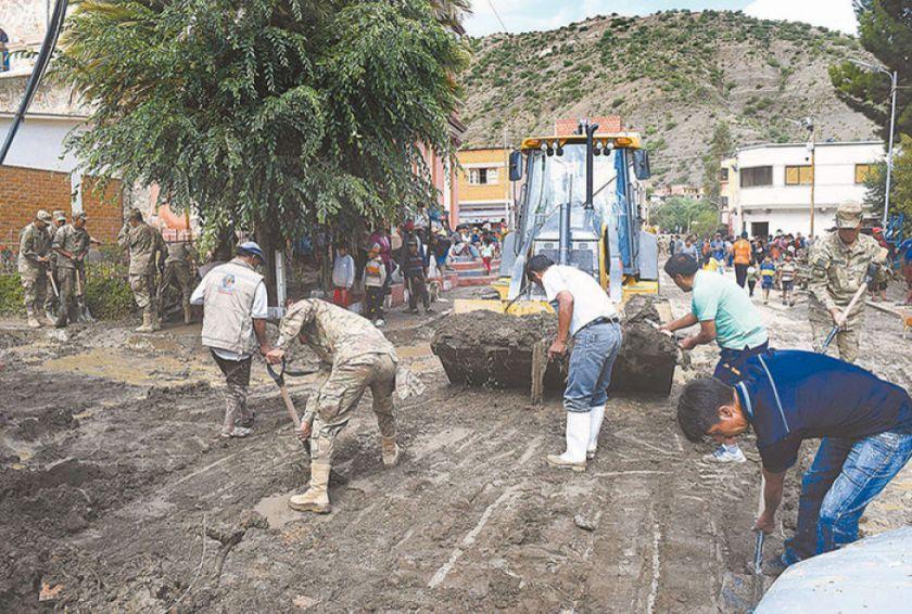 Gobernación alista brigadas por los desastres naturales
