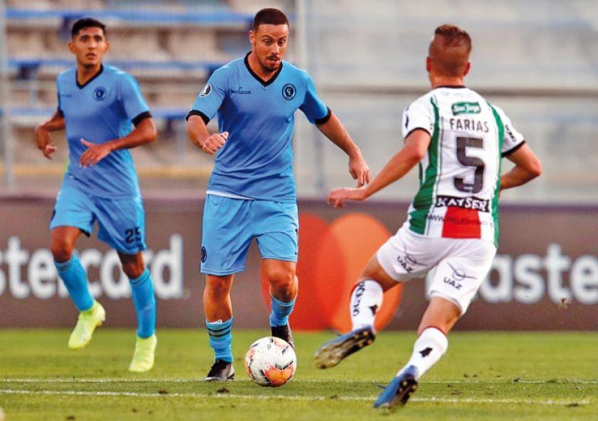 Palestino pasa de ronda en la Libertadores