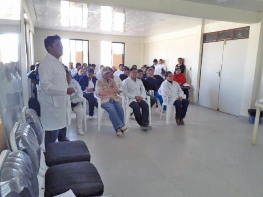 Sedes fortalece tarea de prevención e información sobre el coronavirus