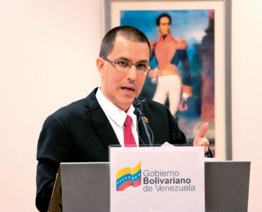 CPI: Maduro denuncia las sanciones de EEUU