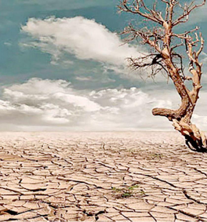 Aridez extrema afectará a 2.000 millones de personas