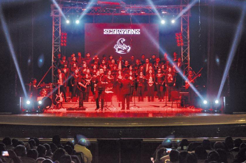 Coro de la UATF abre audiciones para postulantes