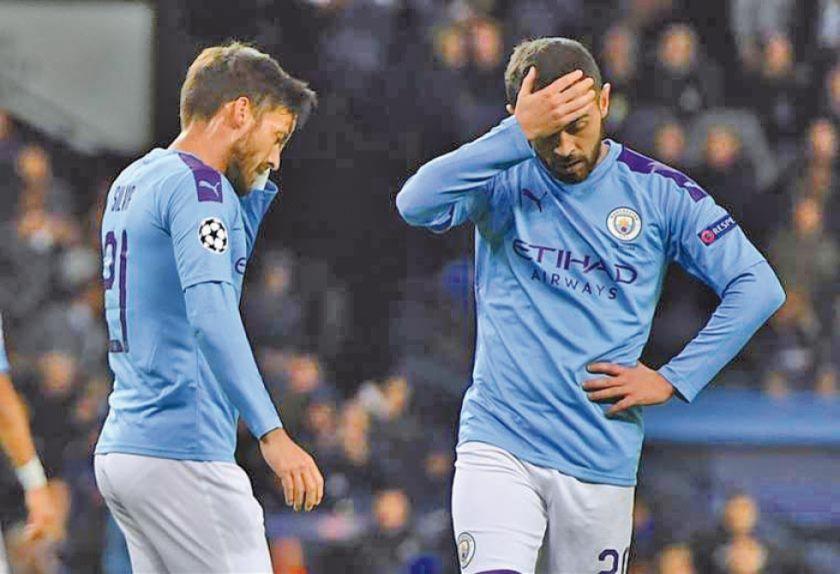 """La UEFA excluye dos años a Manchester City de sus torneos por """"fair play"""" financiero"""