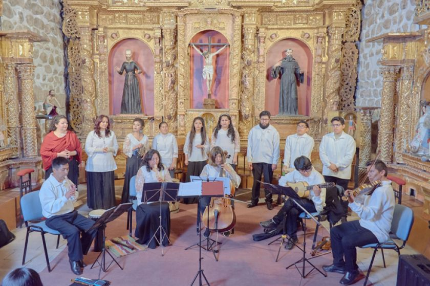 Abren audiciones para el ensamble  Musicvm Unayay