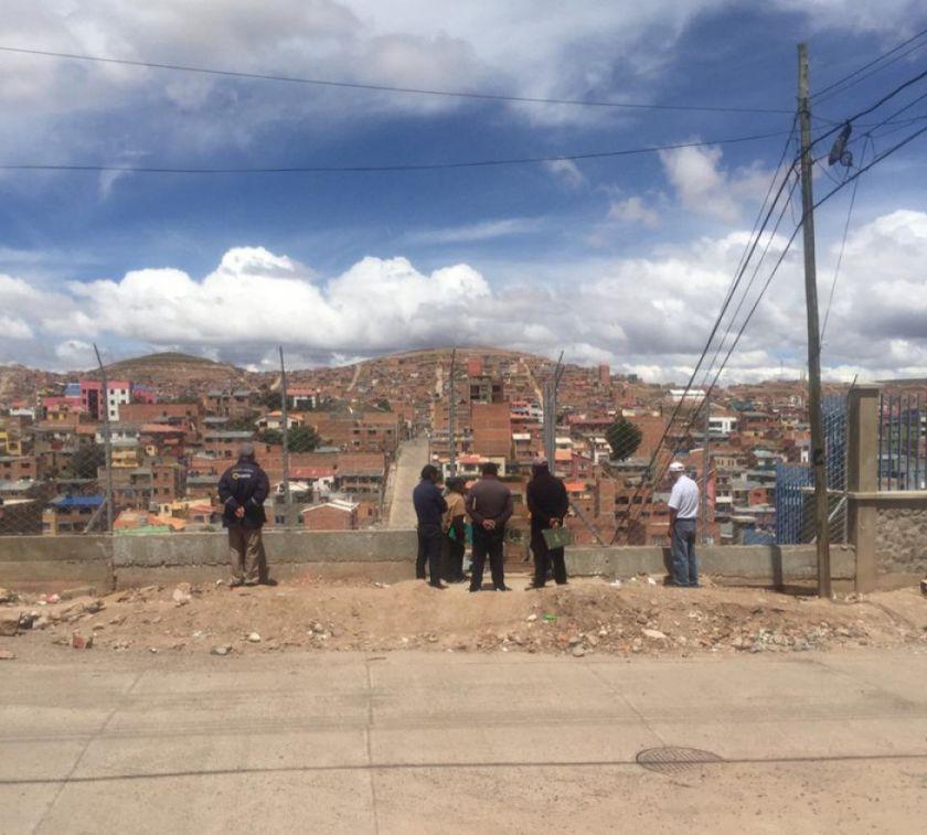 Vecinos del distrito 9 piden que una calle no sea cerrada