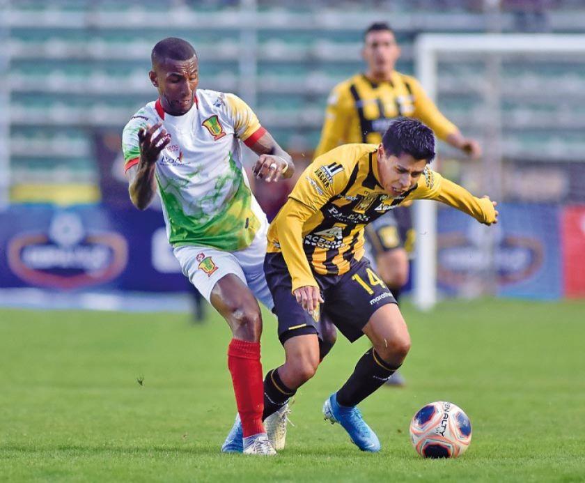 El Tigre logra una victoria agónica de local