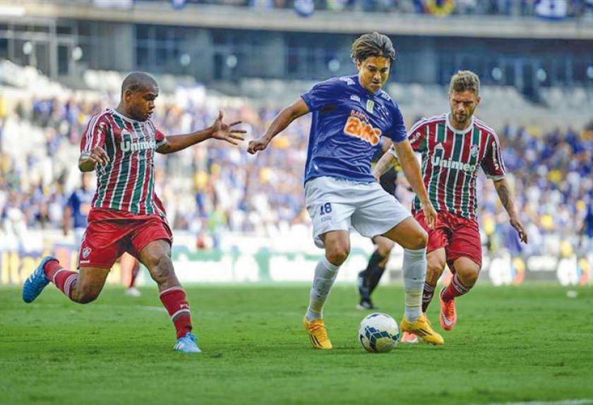 Marcelo Martins arregló con el Cruzeiro por tres temporadas