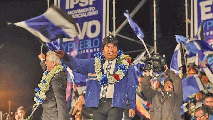 Fiscalía abre proceso penal contra Evo Morales por fraude electoral