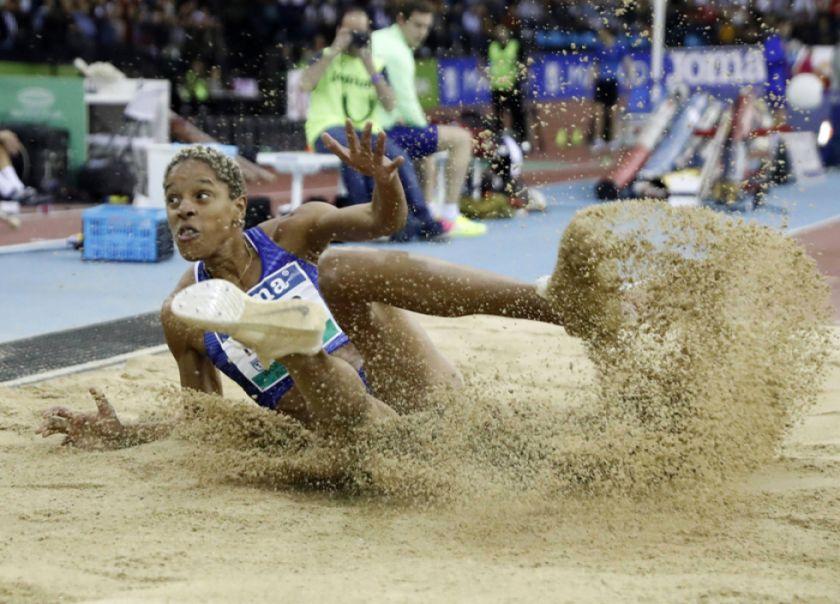 Yulimar Rojas vuela en Madrid y logra el mejor salto de la historia: 15,43 metros