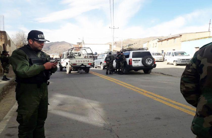 Toda la Policía se moviliza para evitar los delitos e infracciones