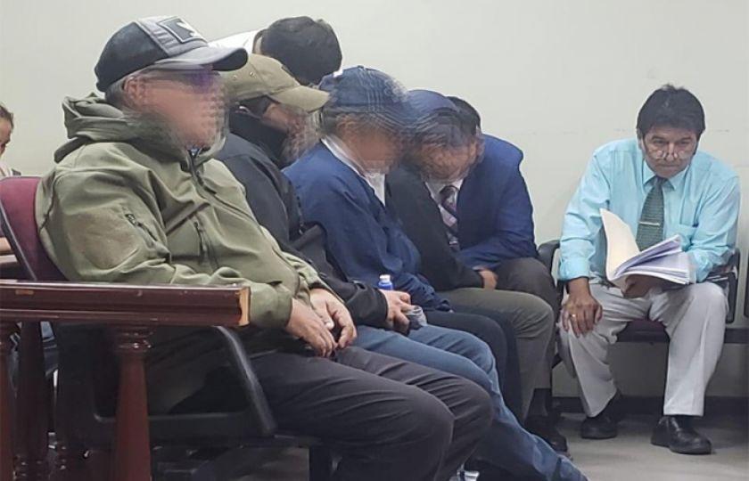 Dan detención preventiva para 5 policías del DACI por corrupción