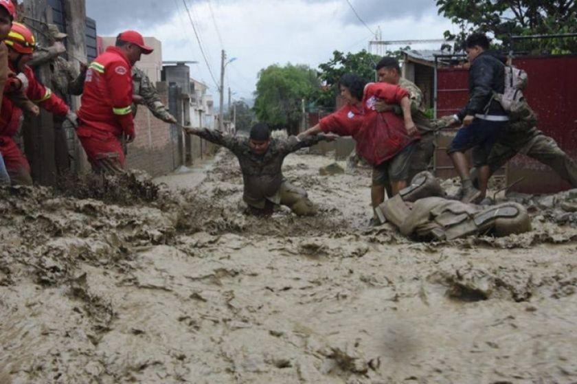 Hay 18 muertos y 11.669 familias afectadas por los desastres naturales