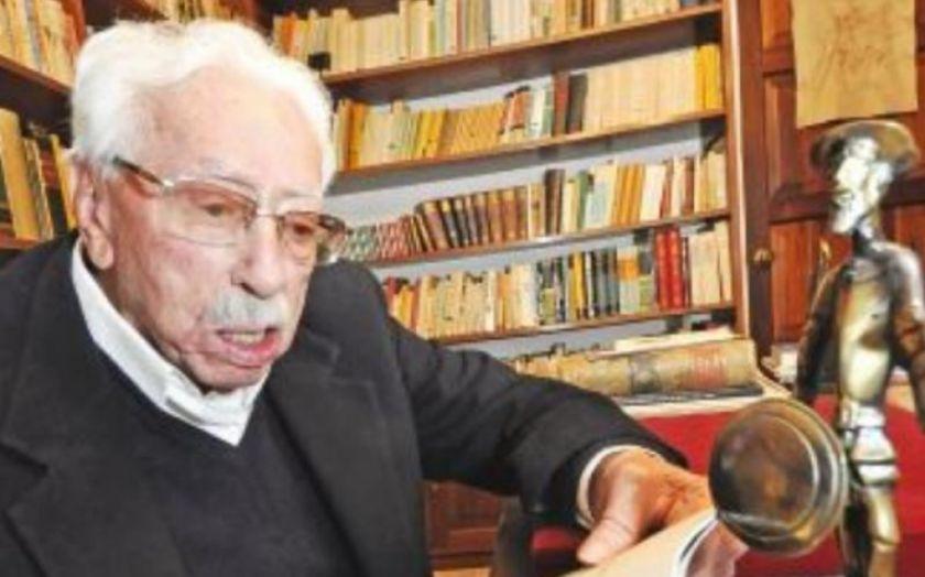 """Fallece Armando Soriano Badani, el penúltimo """"bárbaro"""""""