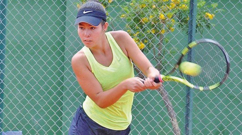 Bolivianos definen el título en tenis