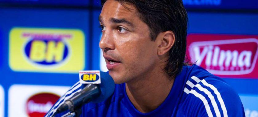 Martins debutará en el Cruzeiro