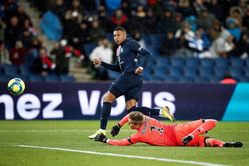 Paris Saint-Germain aplasta a Dijon en la Liga Francesa
