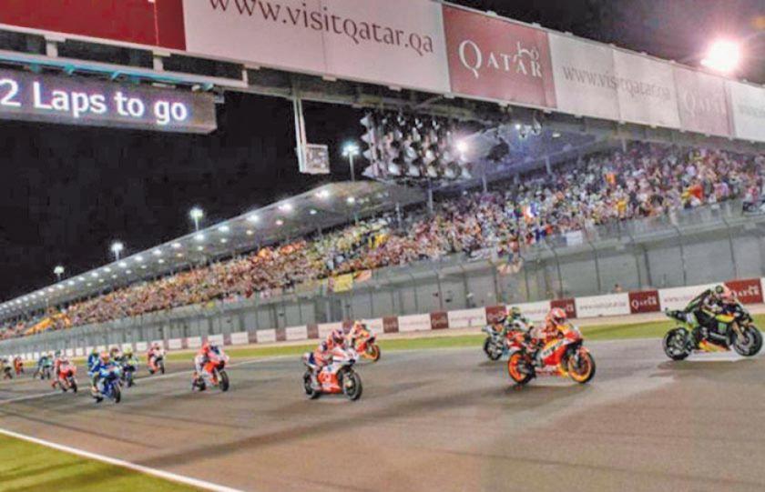 Se cancela el Gran Premio de Catar de MotoGP a causa del coronavirus
